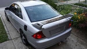 2003 honda civic ex parts purchase used 2003 honda civic ex coupe 2 door 1 7l custom k20