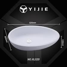 Bathroom Trough Sink Buy Solid Surface Sink Bathroom From Trusted Solid Surface Sink