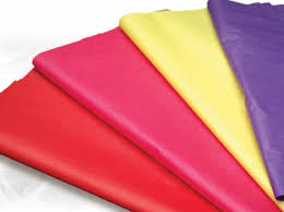 satin wrap tissue paper satinwrap tissue paper solid colors