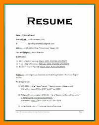 free sle resume in word format word formatted resume inspirational resume template in word
