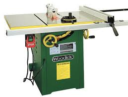 table saw reviews fine woodworking best hybrid saws reviews updated 2018 grizzly woodtek shop fox