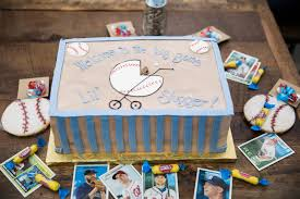 mrs small u0026 co a vintage baseball themed baby shower