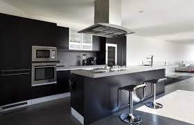 cuisine sol noir cuisine maison cuisine
