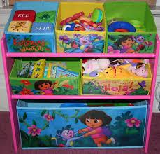 toy organizer susie b homemaker dora the explorer multi bin toy organizer from