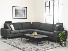 sofa stockholm left or right fabric sectional sofa stockholm grey
