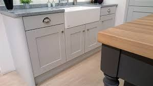 light grey kitchen madison painted light grey 355 x 997mm from kitchen stori