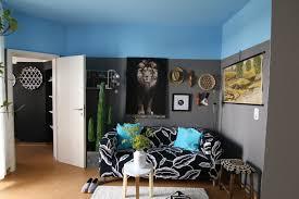 Wohnzimmer Afrika Style Gepimpte Stadtwohnung Mit Himmel My Home Is My Horst