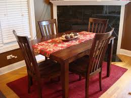 How To Make Dining Room Chair Covers Dining Room Table Runners Provisionsdining Com