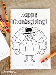 thanksgiving coloring activity book thanksgiving coloring