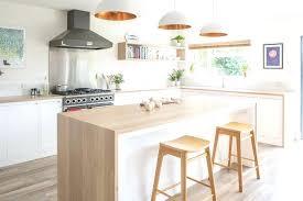 cuisine bois et blanche cuisine bois blanc cethosia me