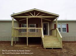 covered front porch plans porch designs for mobile homes mobile home porches porch ideas