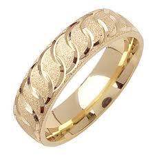 gold wedding ring designs 6mm 18k yellow gold wedding band wedding rings depot