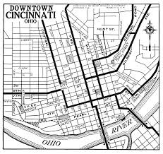 Toledo Ohio Map Map Of Cincinnati Ohio Zip Codes My Blog