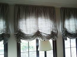 Printed Fabric Roman Shades - custom fabric roman shades marin county sausalito ca areas