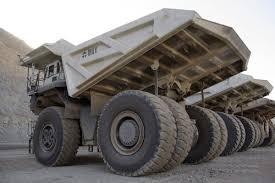 rigid dump truck diesel mining and quarrying t 264