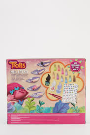 trolls nail art kit just 5
