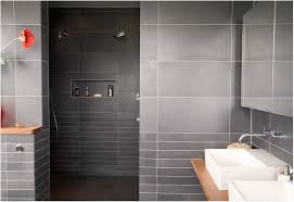 chrome metal wall mount shower faucet bathroom tiles design ideas