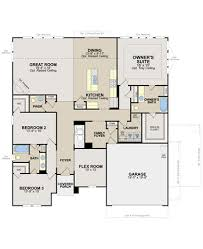 Ryland Homes Orlando Floor Plan Chesapeake Plan At Fox Hollow In Indianapolis Indiana By