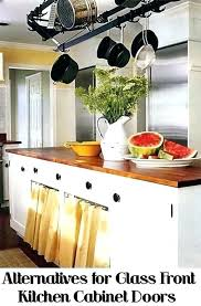alternatives to glass front cabinets cabinet alternatives amazing kitchen cabinets for tiny houses