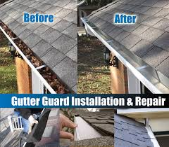 Before & After Pictures - Dynasty Remodeling LLC Gutter Cleaning Service Contractors!