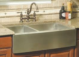 farm apron sinks kitchens lovely contemporary stainless steel apron sink for 33 inch flat