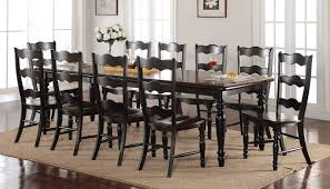 Dining Tables   Piece Square Dining Set  Piece Farmhouse Dining - Square dining table dimensions for 8