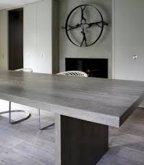Oak Furniture Dining Tables Mar Silver Design