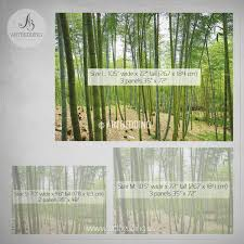 wall mural artbedding bamboo forest self adhesive peel stick nature wall mural wall mural