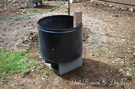 Making Fire Pit From Washer Tub - our diy fire pit