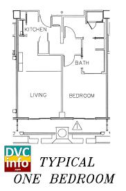 Disney Boardwalk Villas Floor Plan News Page 3 Of 11 Dvcinfo Com