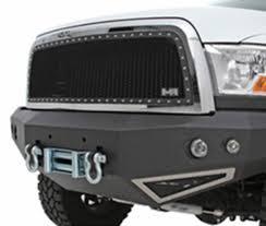 Dodge Ram Truck Grills - smittybilt m1 615802 grille black stainless dodge ram 2500 3500