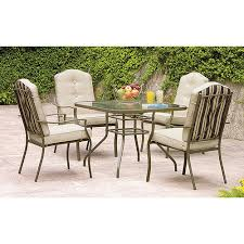 good walmart patio dining sets 71 for balcony height patio set