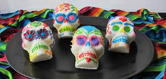 dia de los muertos sugar skulls día de los muertos sugar skull inspired treats