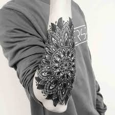outer forearm tattoo mandala owl tattoo pinterest outer