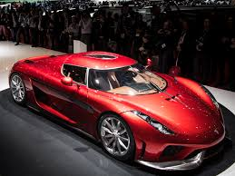 The Koenigsegg Regera Is A Work Of Art Wheels Air U0026 Water