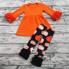Baby Halloween Pumpkin - aliexpress com buy aiqqwit fall winter kids clothing sets baby