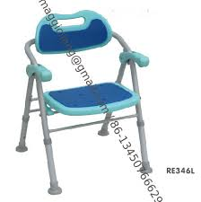 Foldable Shower Chair Folding Shower Chair With Handle Bath Chair