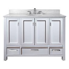 bathroom 48 inch bathroom vanity white interesting 48 inch