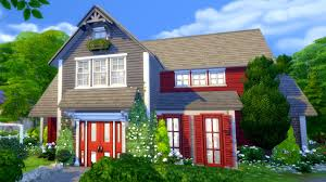 let s play family home the sims 4 build