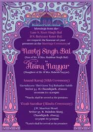creative indian wedding invitations 30 new indian wedding invitation wedding idea