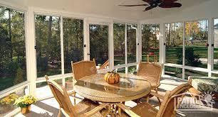 Enclosed Porch Plans Screen Room U0026 Screened In Porch Designs U0026 Pictures Patio Enclosures