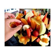 graduation fruit arrangements ideas for college graduation centerpieces