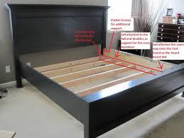 making a bed frame carpentry diy chatroom home improvement forum