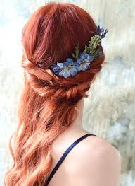 hair flower the 25 best flower hair pieces ideas on bridesmaid