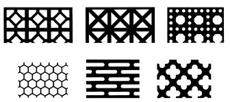 decorative perforated metal ornamental perforated metal