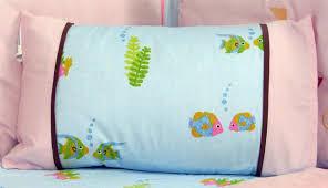Fish Crib Bedding by Soho Designs Pink Gold Fish Aquarium Baby Crib Bedding Set 13 Pcs