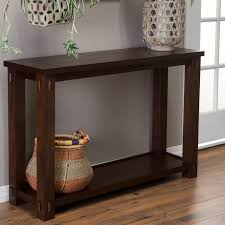 Living Room Console Table Get An Attractive Look At Your House With Console Tables