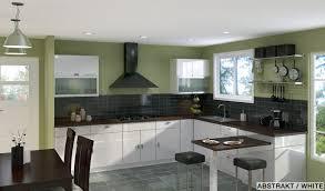 Small U Shaped Kitchen With Breakfast Bar - kitchen style contemporary kitchen layouts breakfast bar area u