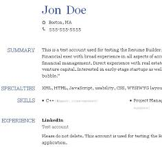 Online Resume Tool by Two Tools To Generate Your Basic Profile Info From Linkedin