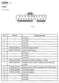 2005 ford taurus wiring diagrams wiring diagram byblank